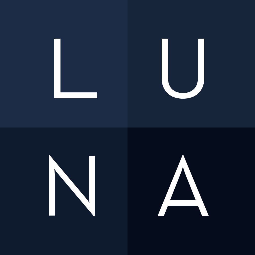 Luna Calculator - Simply Smart by Mindarin icon
